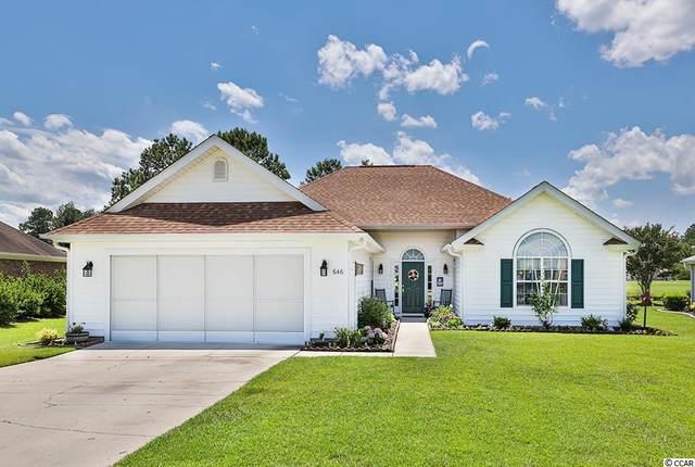 646 Bucks Trail, Longs, SC 29568 (MLS #2013032) :: Jerry Pinkas Real Estate Experts, Inc