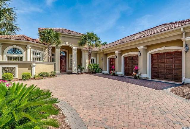 1590 Serena Dr., Myrtle Beach, SC 29579 (MLS #2013084) :: Duncan Group Properties
