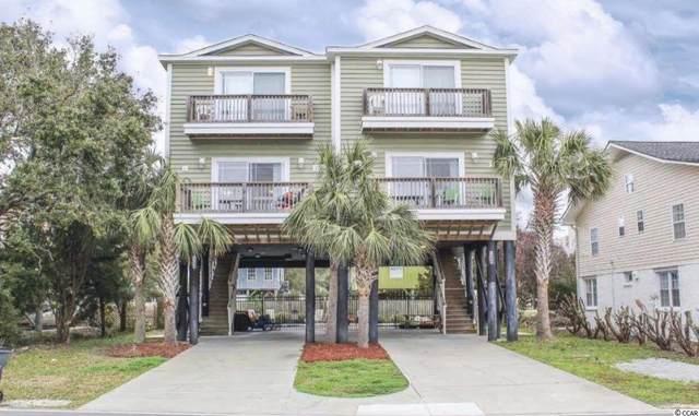 124-A Vista Dr., Garden City Beach, SC 29576 (MLS #2013100) :: The Litchfield Company