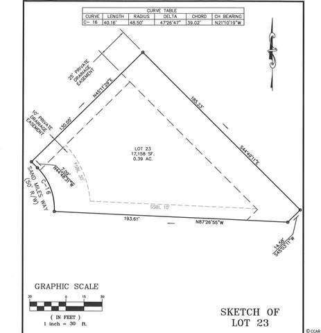 6061 Sandy Miles Way, Myrtle Beach, SC 29577 (MLS #2013121) :: Coldwell Banker Sea Coast Advantage