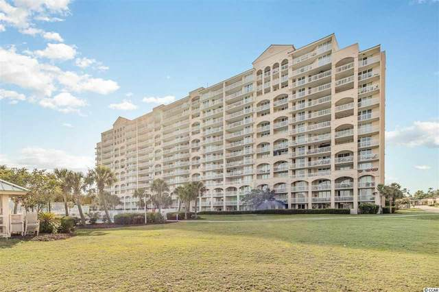 4801 Harbour Pointe Dr. #204, North Myrtle Beach, SC 29582 (MLS #2013131) :: Coldwell Banker Sea Coast Advantage
