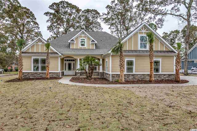 1116 Spoonbill Dr., Conway, SC 29526 (MLS #2013151) :: Coldwell Banker Sea Coast Advantage