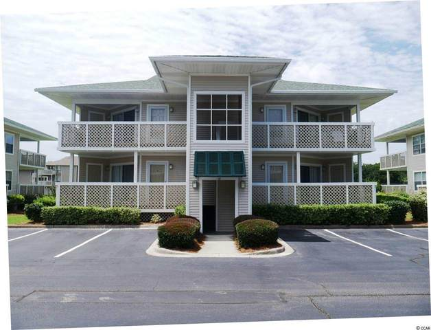 301-10B Shorehaven Dr. 10B, North Myrtle Beach, SC 29582 (MLS #2013200) :: James W. Smith Real Estate Co.