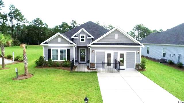 1605 Palmetto Palm Dr., Myrtle Beach, SC 29579 (MLS #2013216) :: Duncan Group Properties