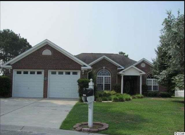 613 Woodbine Ct., Myrtle Beach, SC 29579 (MLS #2013231) :: Coldwell Banker Sea Coast Advantage