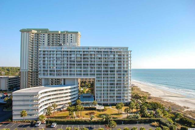 9840 Queensway Blvd. #1819, Myrtle Beach, SC 29572 (MLS #2013243) :: The Greg Sisson Team with RE/MAX First Choice