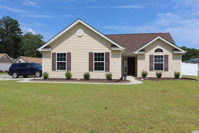 158 Woodland Park Loop, Murrells Inlet, SC 29576 (MLS #2013264) :: Coastal Tides Realty