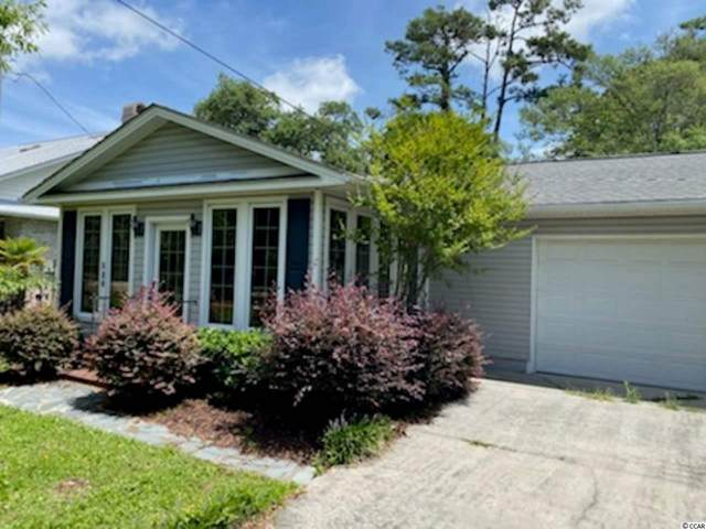 504 14th Ave. S, North Myrtle Beach, SC 29582 (MLS #2013268) :: The Litchfield Company