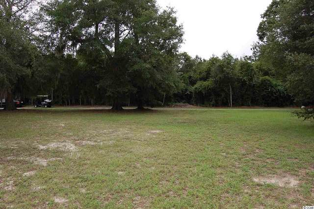 Lot 7 James Island  Dr., North Myrtle Beach, SC 29582 (MLS #2013283) :: Hawkeye Realty