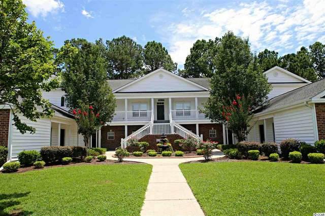 5055 Glenbrook Dr. #101, Myrtle Beach, SC 29579 (MLS #2013288) :: James W. Smith Real Estate Co.