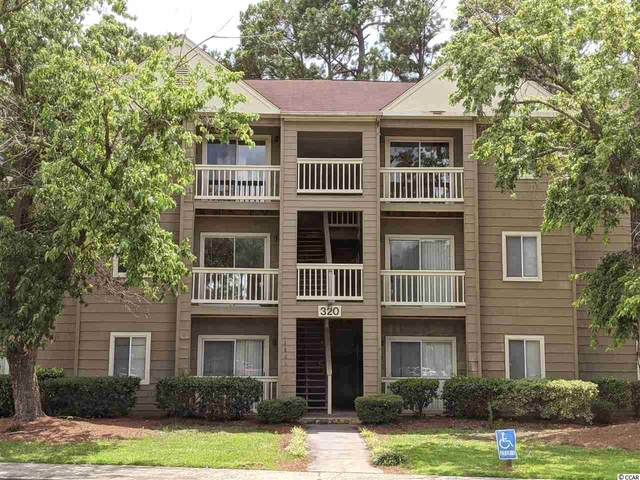 320 Myrtle Greens Dr. B, Conway, SC 29526 (MLS #2013307) :: The Lachicotte Company