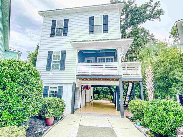 45 Fish Shack Alley, Murrells Inlet, SC 29576 (MLS #2013322) :: The Hoffman Group