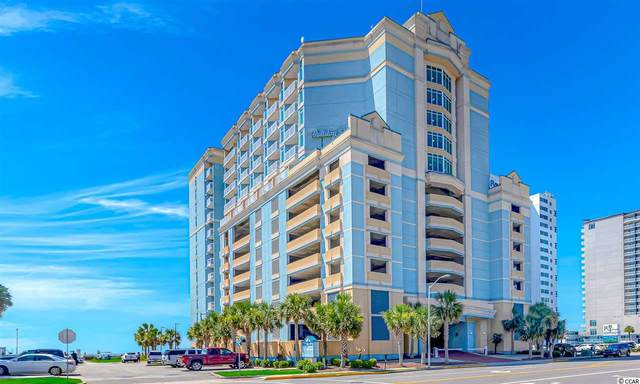 2501 S Ocean Blvd. #1127, Myrtle Beach, SC 29577 (MLS #2013323) :: Sloan Realty Group