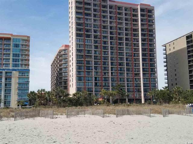 5308 N Ocean Blvd. #1010, Myrtle Beach, SC 29577 (MLS #2013334) :: Team Amanda & Co