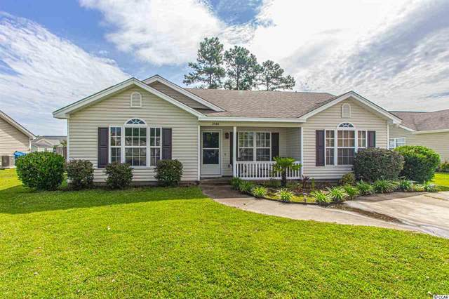 1044 Augustus Dr., Conway, SC 29527 (MLS #2013352) :: The Lachicotte Company