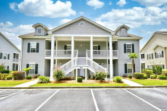 441 Mahogany Dr. #202, Murrells Inlet, SC 29576 (MLS #2013362) :: The Litchfield Company