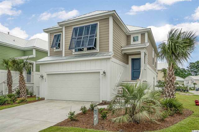 508 Chanted Dr., Murrells Inlet, SC 29576 (MLS #2013363) :: The Lachicotte Company