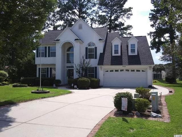 406 Bluebonnett Ct., Myrtle Beach, SC 29579 (MLS #2013366) :: Duncan Group Properties