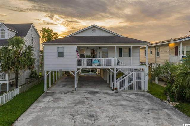 326 N 54th Ave. N, North Myrtle Beach, SC 29582 (MLS #2013372) :: The Litchfield Company