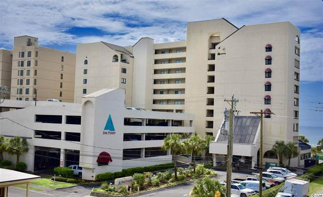 6100 Ocean Blvd. N #802, North Myrtle Beach, SC 29582 (MLS #2013381) :: Dunes Realty Sales
