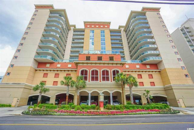 1321 S Ocean Blvd. #910, North Myrtle Beach, SC 29582 (MLS #2013382) :: Jerry Pinkas Real Estate Experts, Inc
