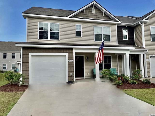 1143 Fairway Ln. #1143, Conway, SC 29526 (MLS #2013385) :: The Hoffman Group