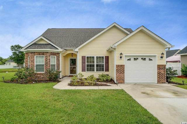 780 Rambler Ct., Myrtle Beach, SC 29588 (MLS #2013416) :: Jerry Pinkas Real Estate Experts, Inc