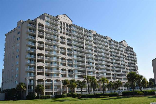 4801 Harbour Point Dr. #704, North Myrtle Beach, SC 29582 (MLS #2013443) :: The Hoffman Group