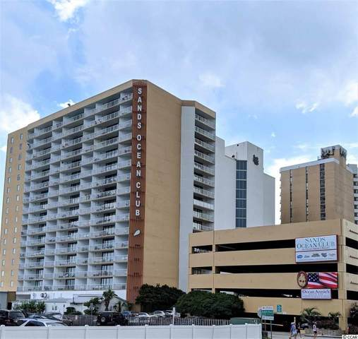 9550 Shore Dr. #1602, Myrtle Beach, SC 29572 (MLS #2013477) :: James W. Smith Real Estate Co.