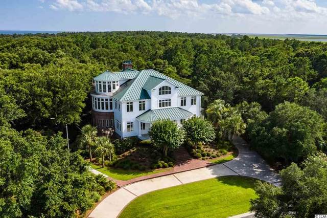 304 Ocean Green Dr., Georgetown, SC 29440 (MLS #2013486) :: Coldwell Banker Sea Coast Advantage