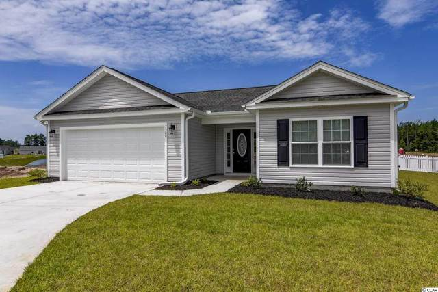 1309 Teal Ct., Conway, SC 29527 (MLS #2013487) :: Duncan Group Properties