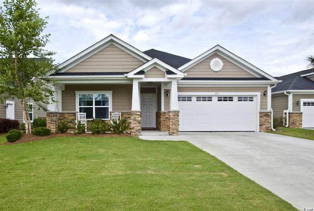357 Arlington Circle, Murrells Inlet, SC 29576 (MLS #2013524) :: Duncan Group Properties