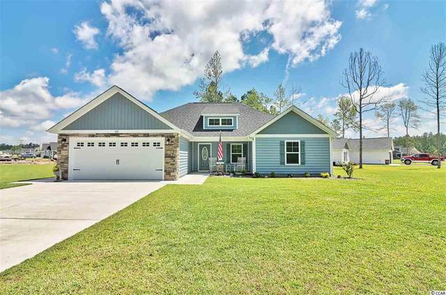157 Penn Circle, Galivants Ferry, SC 29544 (MLS #2013535) :: The Litchfield Company