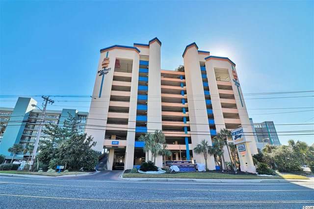 6804 N Ocean Blvd. #921, Myrtle Beach, SC 29572 (MLS #2013541) :: James W. Smith Real Estate Co.