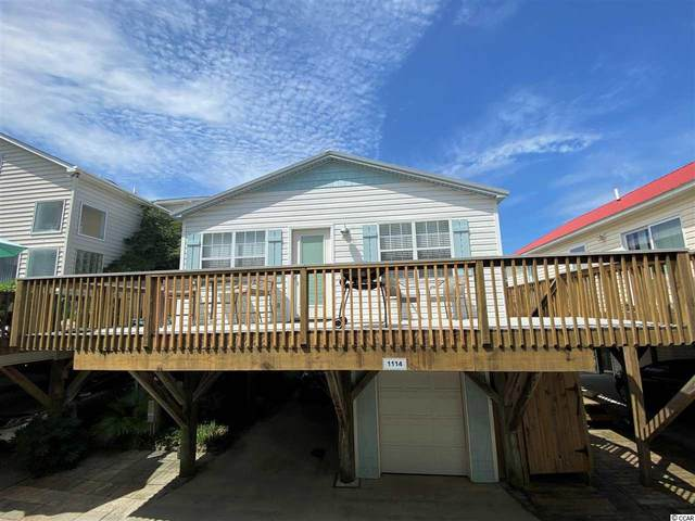 6001 - 1114 South Kings Hwy., Myrtle Beach, SC 29575 (MLS #2013545) :: Garden City Realty, Inc.