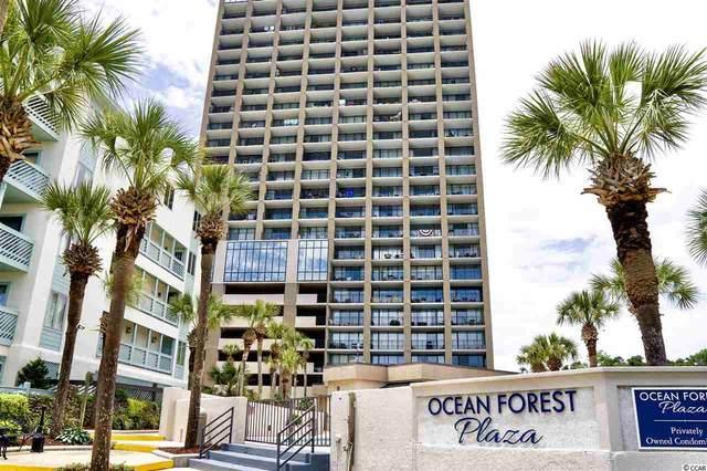 5523 N Ocean Blvd. #409, Myrtle Beach, SC 29577 (MLS #2013551) :: James W. Smith Real Estate Co.