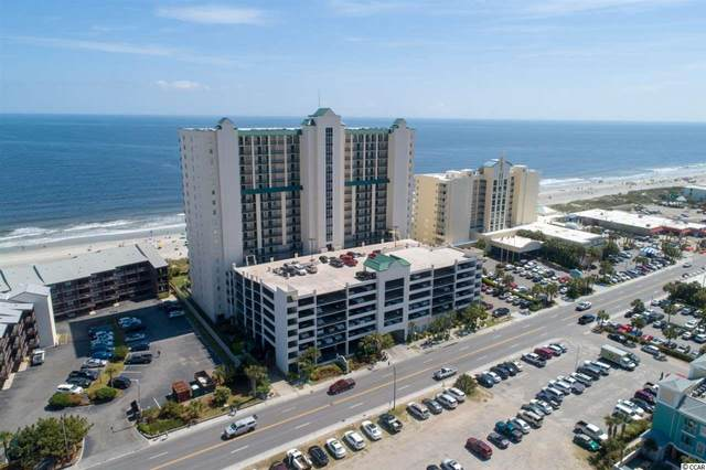 102 N Ocean Blvd. #1201, North Myrtle Beach, SC 29582 (MLS #2013552) :: Duncan Group Properties