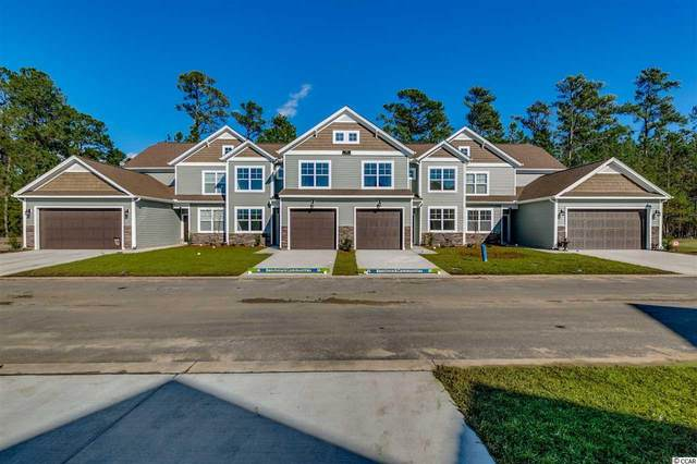 400-D Camberly Dr. 25-D, Myrtle Beach, SC 29588 (MLS #2013557) :: The Hoffman Group