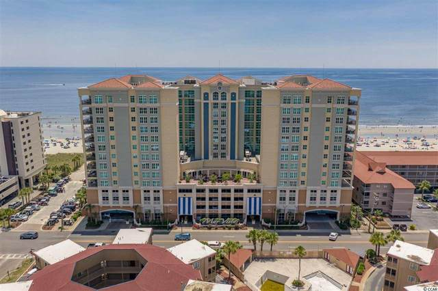 603 S Ocean Blvd. #1201, North Myrtle Beach, SC 29582 (MLS #2013585) :: Duncan Group Properties