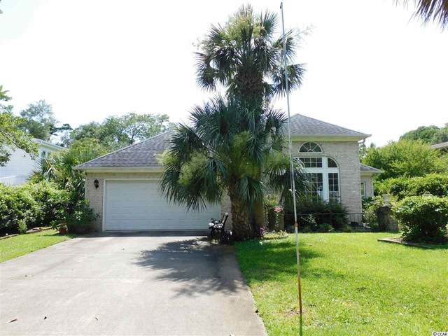 505 10th Ave. S, North Myrtle Beach, SC 29582 (MLS #2013586) :: Duncan Group Properties