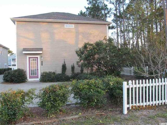 1615 Madison Dr., North Myrtle Beach, SC 29582 (MLS #2013589) :: The Litchfield Company