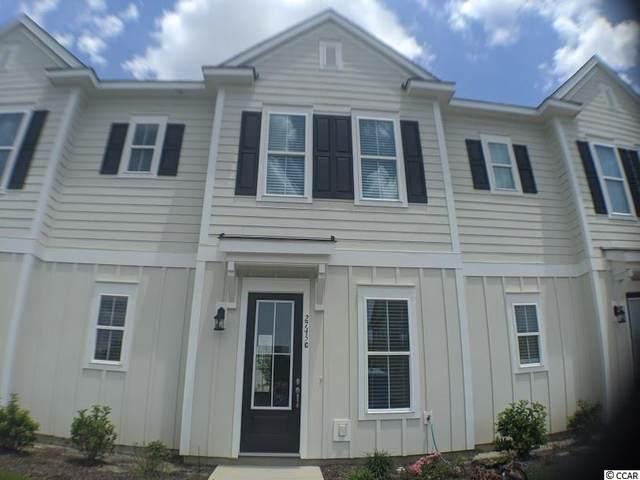 2745 Cook Circle Unit C, Myrtle Beach, SC 29577 (MLS #2013593) :: The Litchfield Company