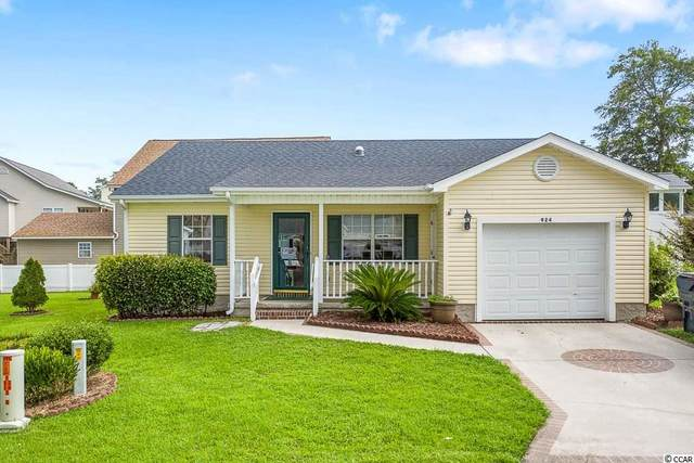 924 Wind Sail Ct., Murrells Inlet, SC 29576 (MLS #2013597) :: Duncan Group Properties