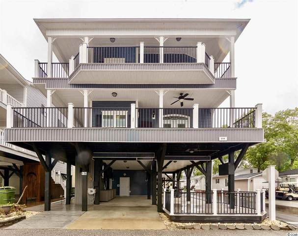 6001-S14 South Kings Hwy., Myrtle Beach, SC 29575 (MLS #2013605) :: The Litchfield Company