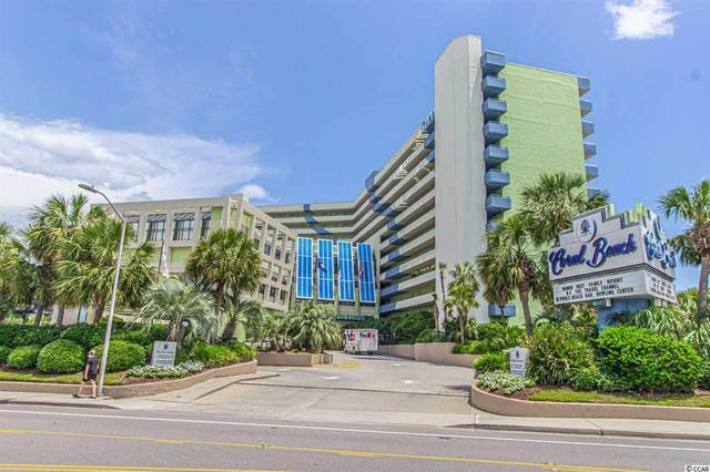 1105 S Ocean Blvd. S #916, Myrtle Beach, SC 29577 (MLS #2013626) :: Duncan Group Properties