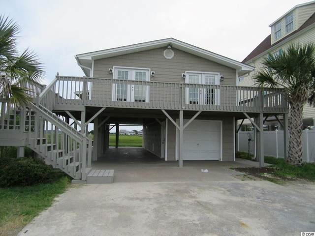 418 27th Ave. N, North Myrtle Beach, SC 29582 (MLS #2013629) :: The Litchfield Company
