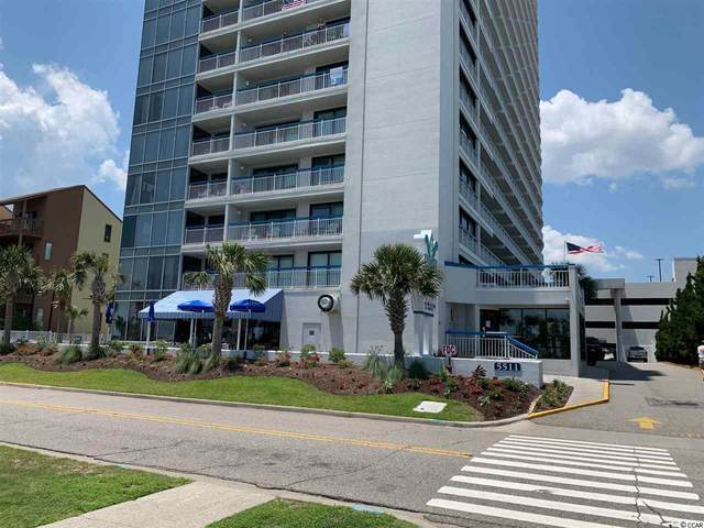 5511 N Ocean Blvd. #801, Myrtle Beach, SC 29577 (MLS #2013640) :: James W. Smith Real Estate Co.