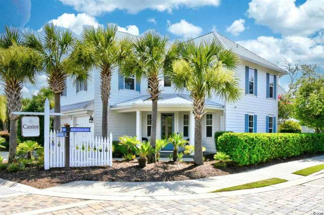 4801 Cantor Ct., North Myrtle Beach, SC 29582 (MLS #2013642) :: Grand Strand Homes & Land Realty