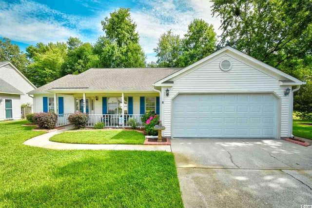 1602 Wood Thrush Dr., Murrells Inlet, SC 29576 (MLS #2013681) :: Sloan Realty Group