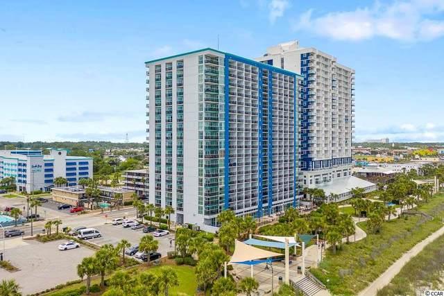 504 N Ocean Blvd. N #1702, Myrtle Beach, SC 29577 (MLS #2013683) :: The Hoffman Group